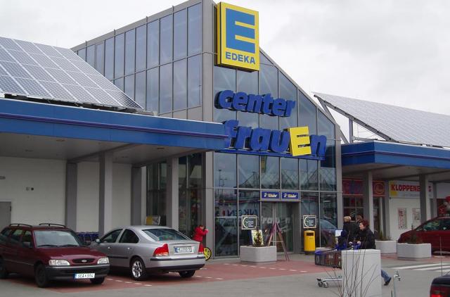 Edeka Markt Heide